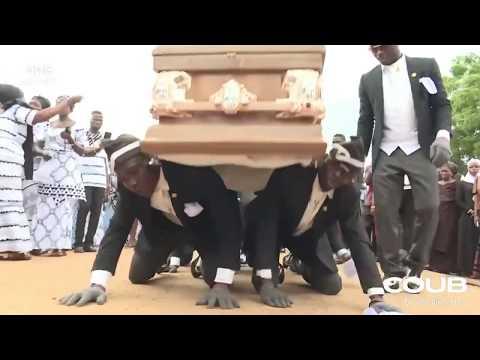 Coffin dance meme 10 hours   Похороны с танцами 10 часов / Astronomia meme