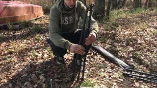 """Lucx """"Leopard"""" Bivvy 1 - 3 Mann Vorstellung / Aufbauvideo"""