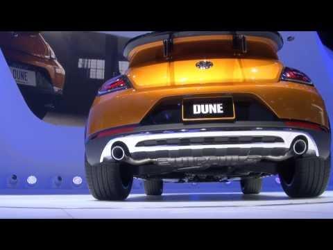 Volkswagen Beetle Dune concept - Autogefühl