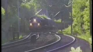 preview picture of video 'DSB S-tog og My 1148 Holte 1989'
