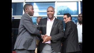 Mbunge wa Nandi Hills Alfred Keter kwa siku ya tatu ameendelea kuzuiliwa na polisi