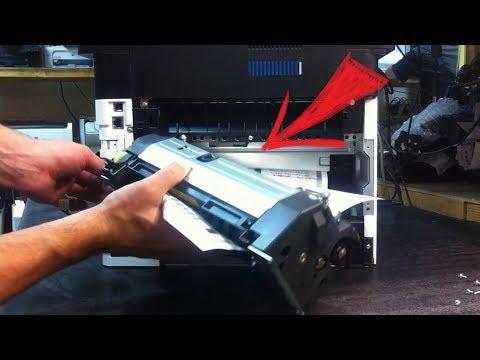 Kyocera M2040 печь | Замена термопленки | Ремонт печки