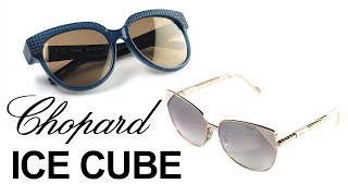Chopard ICE CUBE Embellished Eyewear | How Its Made - With Selectspecs.com