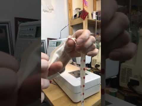Как пришить бретели к шелковому топу, используя регуляторы длины