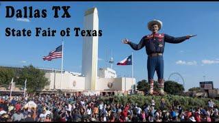 DALLAS TEXAS / State Fair of Texas 1998