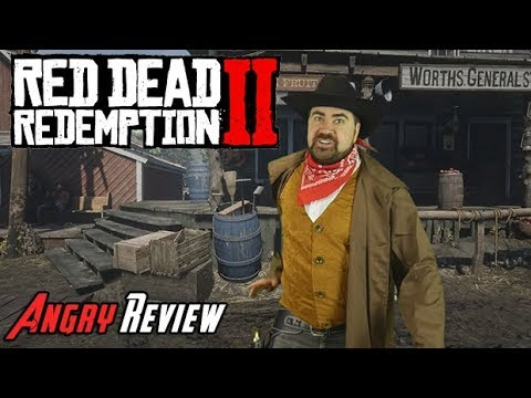 Red Dead Redemption 2 Angry Review - YouTube video thumbnail