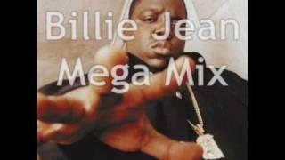 Notorious BIG, Ludacris, Eminem, DMX - Billie Jean Remix