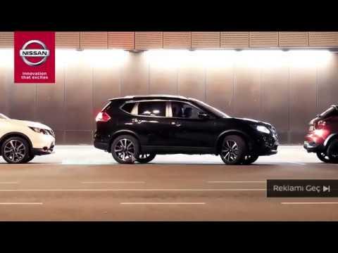 Nissan'dan kendi kendini geçen reklam!