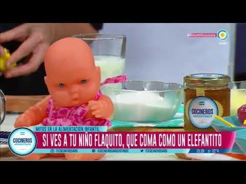 Mitos en la alimentación infantil