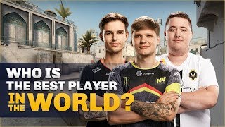 CS:GO Pro's Answer: Who is the best Counter-Strike player in the world?