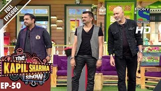 The Kapil Sharma Show - दी कपिल शर्मा शो–Ep 50–Shankar,Ehsaan & Loy in Kapil's Show–9th Oct 2016