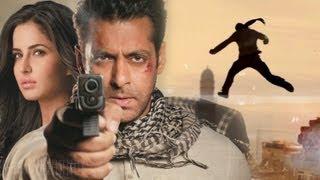 EK THA TIGER  Digital Motion Poster  Salman Khan & Katrina Kaif
