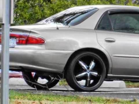 "03 Buick Century w/ 20"" rims"