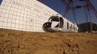 NASA Helicopter Crash Test a Smashing Success