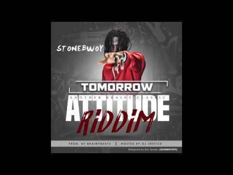 Audio: Stonebwoy -  Tomorrow