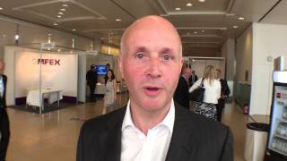 Robert Higginbotham at FundForum 2015: Why innovation has a vital part to play in asset management