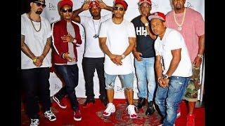 Nelly Chingy JKwon Huey Unite For A Sold Out Show In Las Vegas