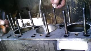 ЯМЗ 238 правильная установка фторопластовых колец