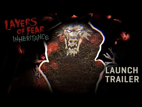 Layers of Fear: Inheritance - Official Launch Trailer (ESRB) thumbnail