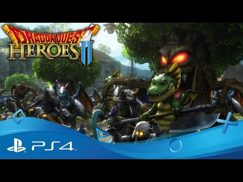 Видео № 0 из игры Dragon Quest Heroes 2 (II) (Б/У) [PS4]