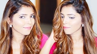Image for video on CHATTY EVERYDAY NATURAL MAKEUP TUTORIAL FOR INDIAN SKIN | HINA ATTAR by Hina Attar