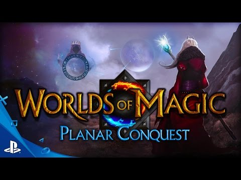 Worlds of Magic: Planar Conquest - Official Trailer | PS4 thumbnail