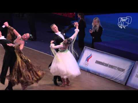 Korennoy - Murakhovskaya, RUS | 2014 GS STD Moscow R1 VW | DanceSport Total