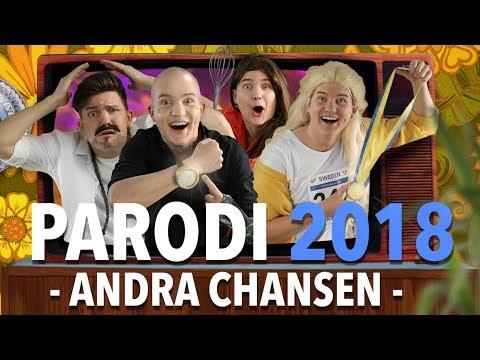 MELODIFESTIVALEN 2018 PARODI -  Andra chansen
