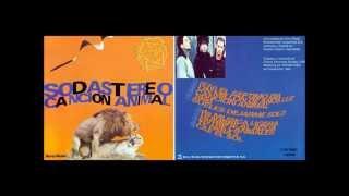 Cancion animal - Soda Stereo - Álbum completo - Disco completo - Full album