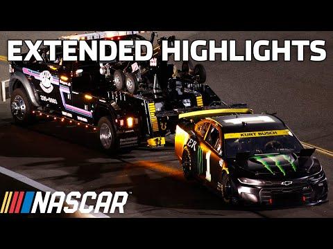 NASCAR オートパーツ 400(リッチモンド・レースウェイ)ハイライト動画