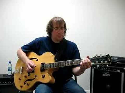 Marc Cavanagh Blues-Jazzy