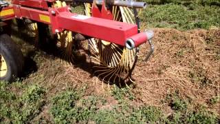 Silencer Rake Bands in Action