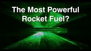 Metallic Hydrogen - Most Powerful Rocket Fuel Yet?