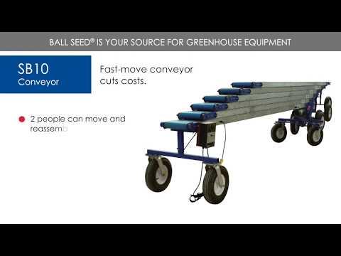SB10 Conveyor - SB Machinerie thumbnail
