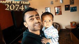 नयाँ बर्ष २०७४ को शुभकामना | NEPALGUNJ VLOG