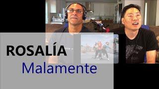 RosalÍa - Malamente - Reaction