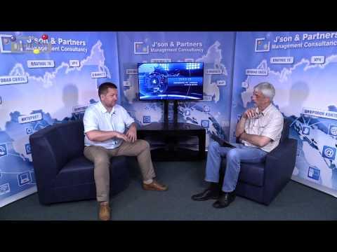 J'SON ID - Андрей Ионин, главный аналитик некоммерческого партнёрства ГЛОНАСС
