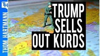 How Trump Set Turkish Forces Against The Kurds