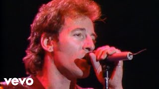 Bruce Springsteen - I'm On Fire (Live)
