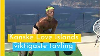 Han är Starkast I Love Island Sverige I Love Island Sverige 2018