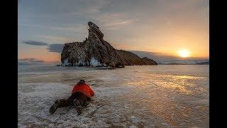 БАЙКАЛ. Остров ОЛЬХОН (Фото Александра Атояна (СПб), музыка - Petri Alanko (Lowland))