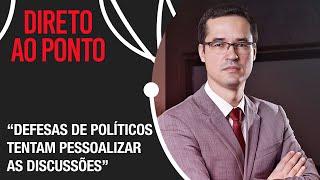 Deltan Dallagnol fala sobre 'silêncio' de Sergio Moro