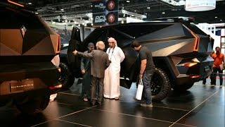 SUV Termahal Di Dunia, Harganya Rp 27 Miliar | Review