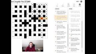 Ever Wanted To Solve A Cryptic Crossword?  Here's How!