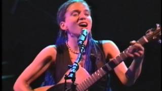 "Ani DiFranco ""Superhero"" Rare Live Hollywood 1996"