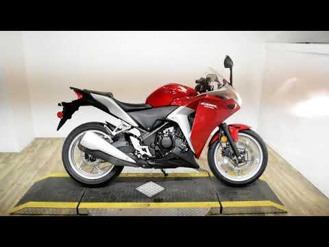 2011 Honda CBR®250R in Wauconda, Illinois - Video 1
