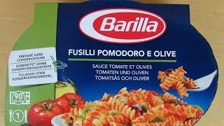 Barilla - Fusilli Pomodoro e Olive