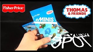Collectible Spot - Fisher-Price Thomas & Friends Minis Blind Bags OPENING!