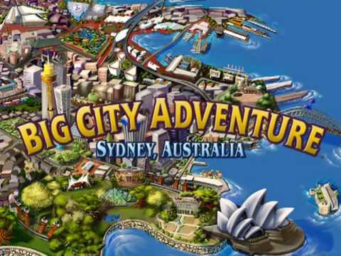 Big City Adventure : Sydney, Australie PC