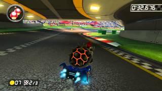 Mario Kart Stadium - 1:34.845 - Domenıco (Mario Kart 8 World Record)